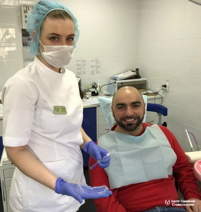 Отбеливание зубов Opalescence Boost